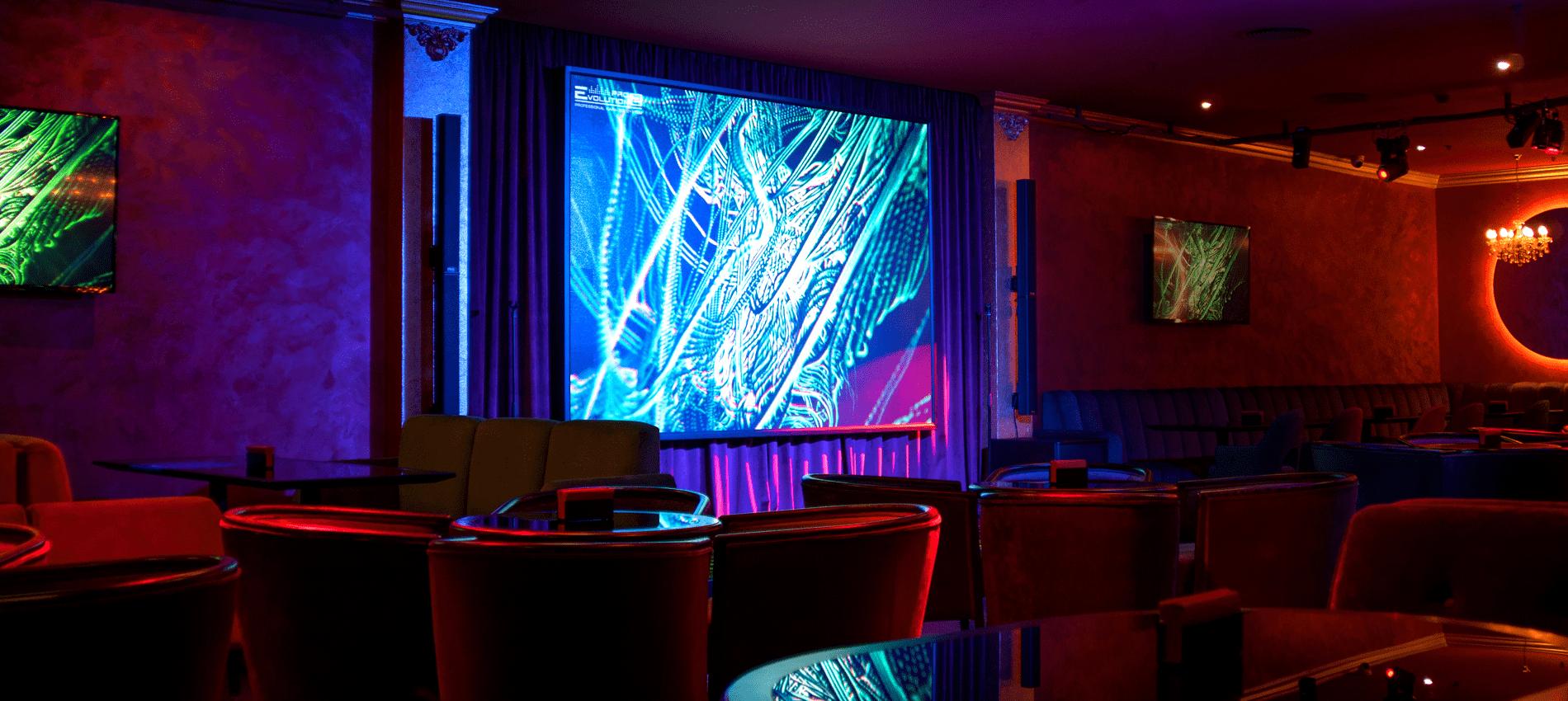 Wspaniały Ekrany LED   Telebimy diodowe   Tablice reklamowe 🔆 Flylights RH64